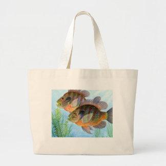 Winning art by E Jiang - Grade 6 Canvas Bag