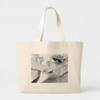 Winning Art By E Osurman Grade 6 Canvas Bags