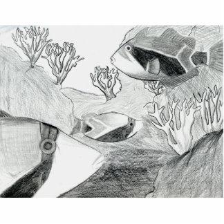 Winning Art By E. Osurman Grade 6 Photo Cut Out