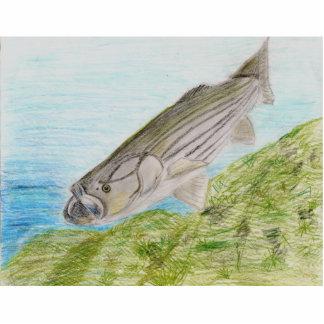 Winning Art By H. Blain Grade 8 Photo Cut Out