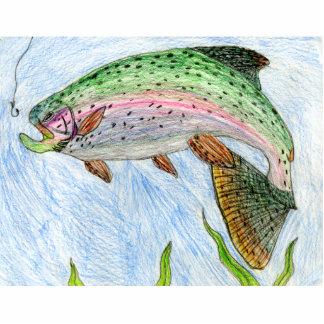 Winning Art By J. Urness Grade 6 Photo Cutout