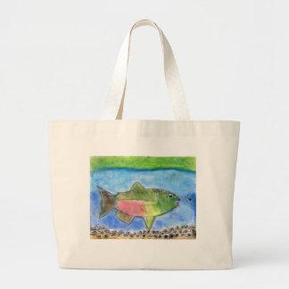 Winning Art By J. Wilson Grade 5 Jumbo Tote Bag