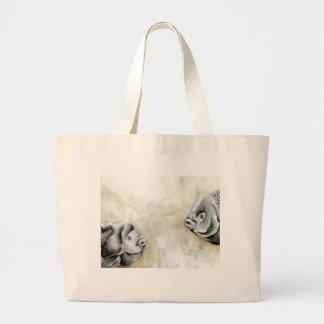 Winning art by K Hepp - Grade 11 Bags