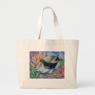Winning Art By L. Wang Grade 8 Jumbo Tote Bag
