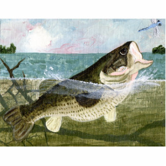 Winning Art By M. Bian Grade 6 Acrylic Cut Out