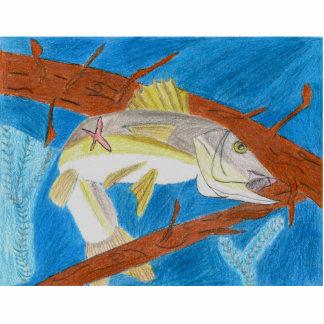 Winning Art By M. Gutierrez Grade 11 Standing Photo Sculpture