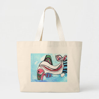 Winning Art By M. Quealey Grade 4 Jumbo Tote Bag