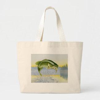 Winning Art By R. Nelson Grade 8 Jumbo Tote Bag