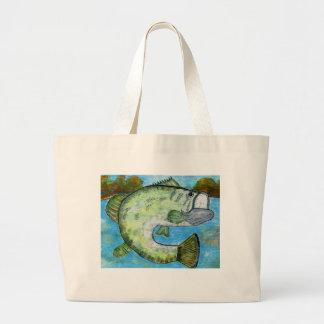 Winning Art By S. Abdullah Grade 4 Jumbo Tote Bag