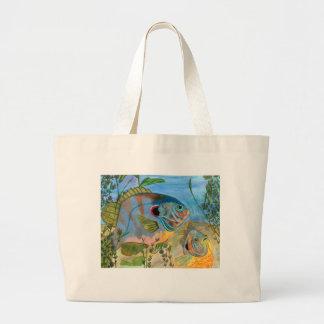 Winning art by S Daniels - Grade 11 Tote Bags