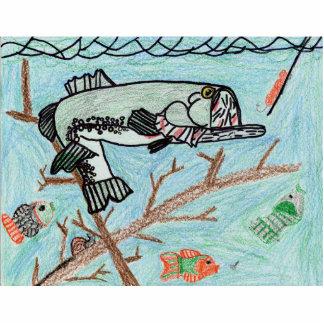 Winning Art By S. Yaley Grade 4 Cut Out