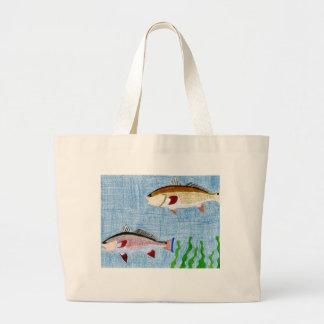 Winning art by  T. Locklear - Grade 9 Jumbo Tote Bag