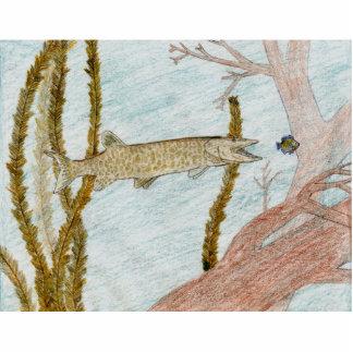 Winning Art By W. Stout Grade 9 Photo Cutouts