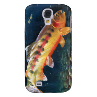 Winning art by Y. Zhang - Grade 11 Galaxy S4 Cases