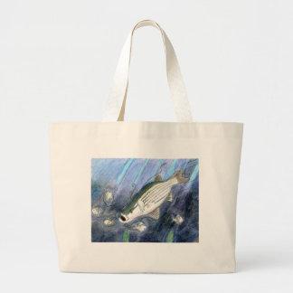 Winning artwork by K Dumont Grade 6 Bag