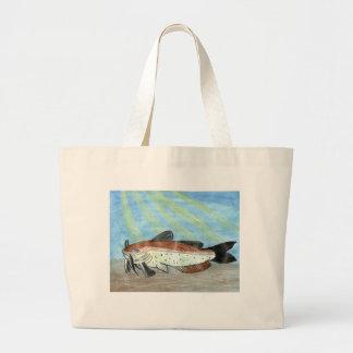 Winning artwork by S. Carter, Grade 6 Bag