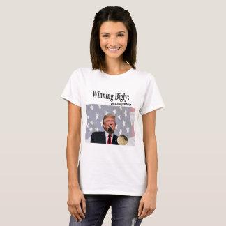 Winning Bigly Adjective T-Shirt