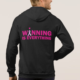 Winning Breast Cancer Awareness Hoodie