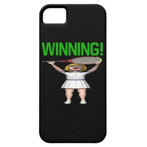 Winning iPhone 5 Cover