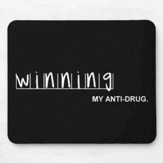 Winning: My Anti-Drug Mouse Pad