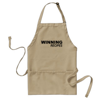 WINNING RECIPES STANDARD APRON