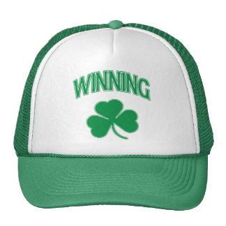 Winning Shamrock Cap