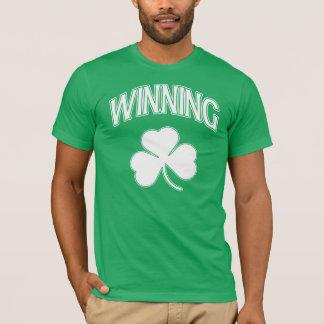 Winning Shamrock T-Shirt