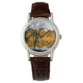 Winnipeg Autumn Wrist Watches