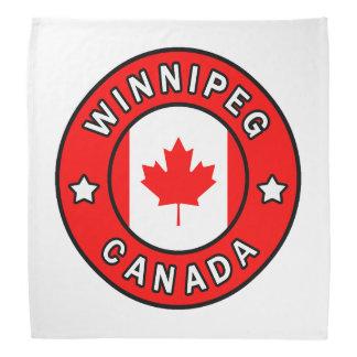 Winnipeg Canada Bandana