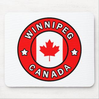 Winnipeg Canada Mouse Pad