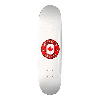 Winnipeg Canada Skateboard