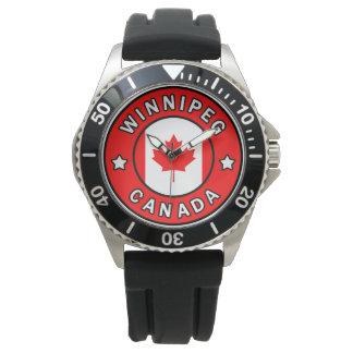 Winnipeg Canada Watch