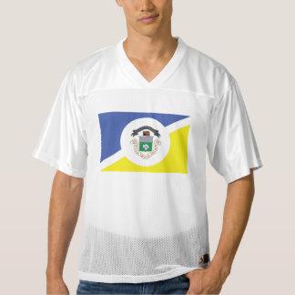WINNIPEG Flag Men's Football Jersey