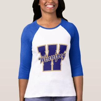 Winnipeg Letter T-Shirt