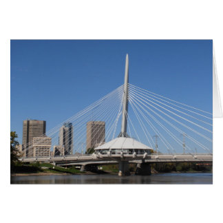 Winnipeg Provencher Bridge Card