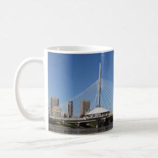 Winnipeg Provencher Bridge Coffee Mug