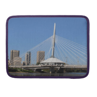 Winnipeg Provencher Bridge Sleeve For MacBooks