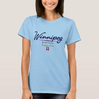 Winnipeg Script T-Shirt