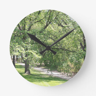 Winnipeg Spring Clock