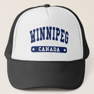 Winnipeg Trucker Hat