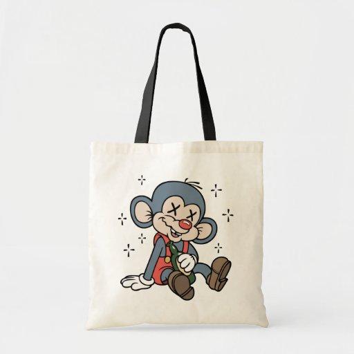 Wino Wombat Canvas Bags
