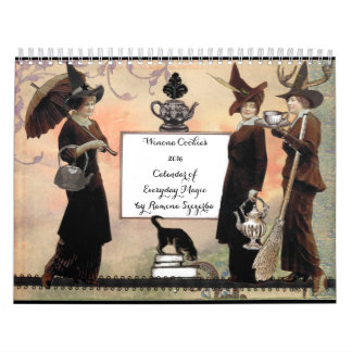 Winona Cookie's 2016 Calendar of Everyday Magic