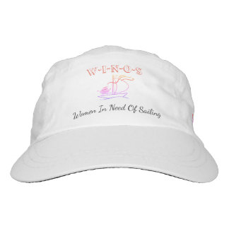 WINOS Women in Need Of Sailing Hat