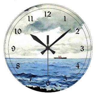 Winslow Homer painting, Bermuda Large Clock
