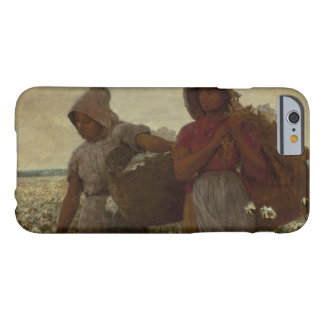 Winslow Homer - The Cotton Pickers Barely There iPhone 6 Case