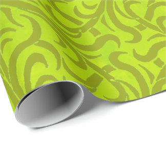 Winston Avacado Wrapping Paper