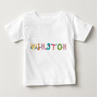 Winston Baby T-Shirt