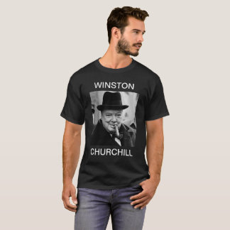 Winston Churchil T-Shirt