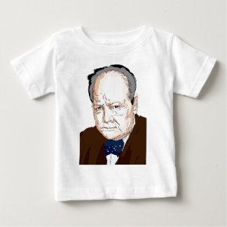 Winston Churchill Baby T-Shirt