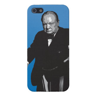 Winston Churchill iPhone 5 Case